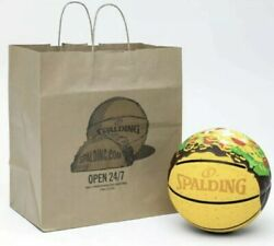 Limited Edition Spalding Street Taco Supreme Basketball New with Paper Bag $59.99