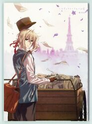 Violet Evergarden: The Movie The 1st Special Novelty For Theater Visitors $34.48
