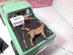 Theme Bed Deer Hunter Model 1 24 scale SCX24 C 10 3d printed RC prop Kit USA $19.95