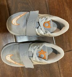 Nike Kd Athletic Sneakers Boys 9c Youth $8.75