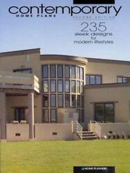 Contemporary Home Plans: 235 Sleek Designs for Modern Lifestyles $7.17