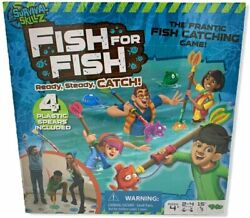 Survival Skillz Fish for Fish ReadySteady Catch The Fish catching Game $16.99