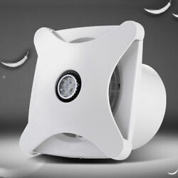 LED Bathroom Ventilation Fan Light Air Vent Exhaust Ceiling Toilet Wall Mounted $51.05