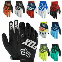 New FOX Gloves Racing Motorcycle Gloves Cycling Bicycle TMD MTB Bike Riding GBP 12.95