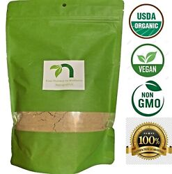 1 lb 16 OZ Organic Ground Ginger Root Powder Non GMO Kosher. FREE SHIPPING $12.75