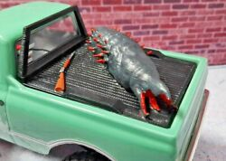 Theme Bed Worm Hunter Model 1 24 scale SCX24 C 10 3d printed RC prop Kit USA $19.95