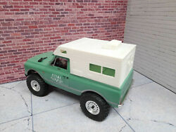 Camper Model Kit for Axial SCX24 C 10 3d printed RC prop USA $24.95