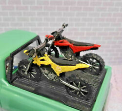 Theme Bed Trailbikes Model 1 24 scale SCX24 C 10 3d printed RC prop Kit USA $19.95