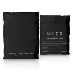 100% Compostable Biodegradable Mailers 10x13 inch Poly Mailers Eco Friendly $22.99