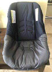 Evenflo Infant Car Seat Cover Gray Black Replacement Part $10.00