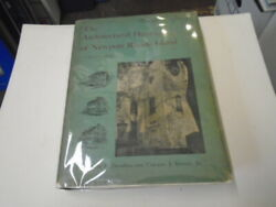 Architectural Heritage Newport Rhode Island 1640 1915 by Downing 1952 hc dj $20.00