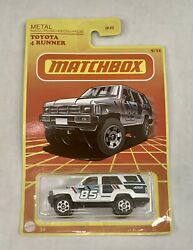 2020 Matchbox Retro Toyota 4 Runner 9 12 Target Exclusive $5.75