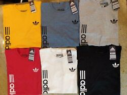 Adidas mens t shirtbrand new with tag. $18.00