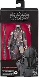 MANDALORIAN 6quot; Star Wars The Black Series Action Figure. MINT. IN STOCK $29.99