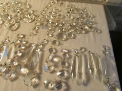 Chandelier Replacement Repair Crystals Prisms $42.00