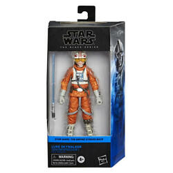 Star Wars The Black Series Luke Skywalker Snowspeeder Toy 6 Inch Scale Star $19.99