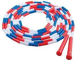 Champion Sports Segmented Jump Rope for Fitness Classic Beaded Jump Ropes for $5.98