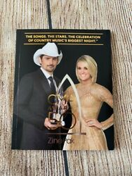 50th Annual CMA Awards Zinepak Walmart CD Carrie Underwood Brad Paisley