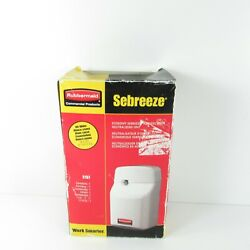 Rubbermaid Commercial Products SeBreeze Economy Metered Automatic Air Freshener