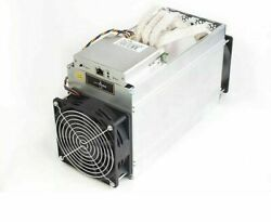 Antminer L3 Litecoin Miner amp; APW3 POWER SUPPLY INCLUDED MINING BUNDLE $599.95