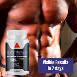 Belly Fat Burner Pills to Lose Stomach Fat Weight Loss Supplement for Men $14.90
