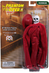 MEGO RED DEATH PHANTOM OF THE OPERA 8quot; Inch Figure. IN STOCK $13.99