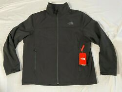 The North Face Men#x27;s Apex Chromium Thermal Soft Shell Jacket Sz. XXL NWT $155.00