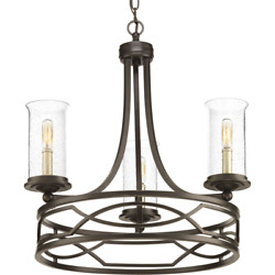 Soiree Collection Three Light Chandelier $81.35