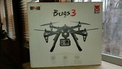Mjx Bugs 3 Drone Quadcopter Brushless Motors w MJX C5810 Camera $110.00