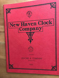 Five Vintage Reproduction Clock Catalogs $19.99
