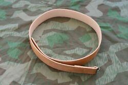 German WW2 Enlisted Belt reproduction M44 Brown $39.00
