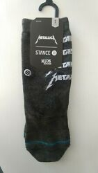 Metallica Stance Kids Socks Size S $6.00