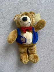 NWT Advertising Fred Meyer Kroger Grocery Store FRED BEAR Plush Promo $40.00