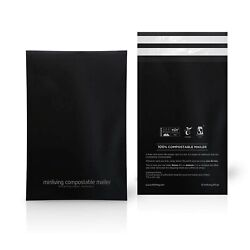 100% Compostable Biodegradable Mailers 6x9 inch Poly Mailers Eco Friendly $11.99