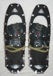 MSR Lightning Axis Aluminum Adult Mountain Ice Climbing Snowshoes 7quot; x 22quot; A $295.00