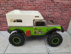 Truck Camper Model Kit for Axial SCX24 Betty B 17 3d printed RC prop USA $24.95