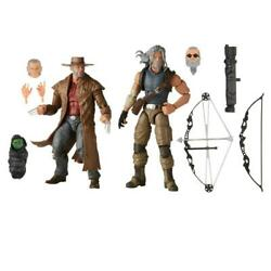 Hasbro Marvel X Men Series 6 inch Collectible Marvel's Hawkeye and Marvel's $42.49