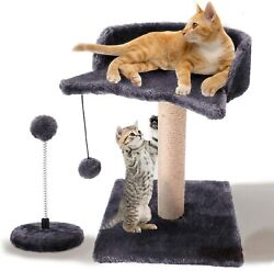 Cat Scratching Post for Small Kittywith Sisal Covered Climbing Activity Tower $21.88