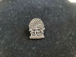 Vintage USA Olympics Pin Atlas Men Holding the World Aminco $7.99