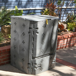 Bio Star 600 Soil Compost Outdoor Composter 160 Gallons $171.99