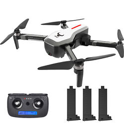SG906 GPS Brushless 4K Drone Camera Handbag 5G Wifi FPV Foldable Quadcopter Toys $131.38