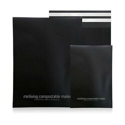 Biodegradable Shipping Bags Compostable Poly Mailers with Eco Friendly Packa... $17.99