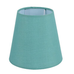 1 Pc Lamp Shade Clip On Household Country Style Light Accessory $9.59