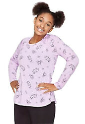 Justice Girls Long Sleeves Top Shine Bright and Unicorns Graphic Size 20Plus $15.99