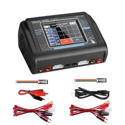 Original HTRC T240 RC Charger AC 150W DC 240W Touch Screen Dual Channel Balance $98.00