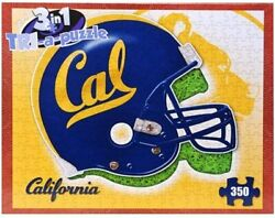 Late for the Sky US States Tri A Puzzle Cal Berkeley $22.99