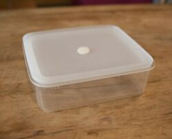MUJI PP Acrylic Clear Food Storage Kitchen Container $24.99