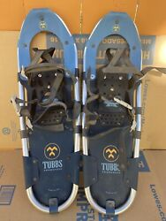 Tubbs Adventure 25 Inch Snowshoes Snow Shoes Made in USA Aluminum Pair $105.00