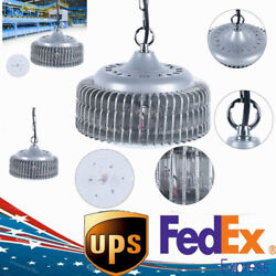 Hot UFO LED High Bay Light 100W Warehouse Fixture Factory Commercial Lighting