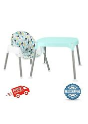 Prismatic triangular chair can convert 4 in 1 to feed and grow evenflo $53.55